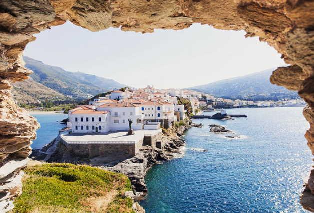 Υπηρεσίες ενοικίασης σκάφους Explore Athens Yachting rent a rib Άνδρος