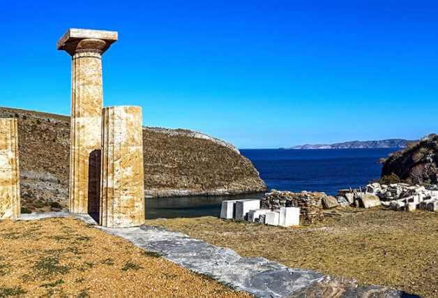 Explore Athens Yachting Υπηρεσίες ενοικίασης σκάφους Κέα